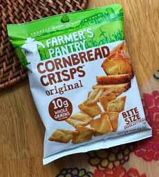 Farmer's Pantry Cornbread Crisp