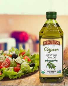 Pompeian Organic Olive Oil