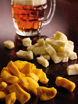 Beer and Cheese Curds