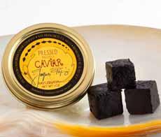 Pressed Caviar