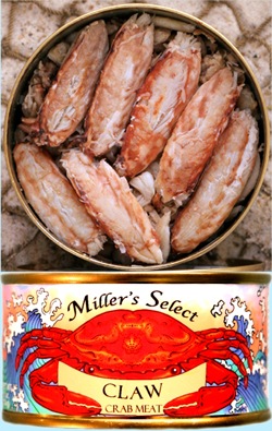 Claw Crab Meat - Miller's Select