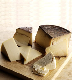 Cow's Milk Cheeses