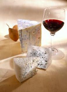 Gorgonzola And Wine