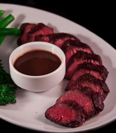 Hanger Steak Cooked
