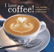 I Love Coffee! Book