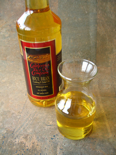 California Rice Bran Oil