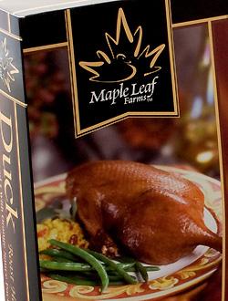 Roast Half Duck