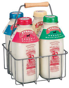 Straus Organic Milk
