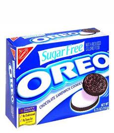 Sugar Free Oreos