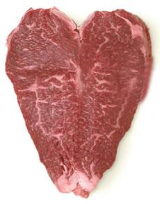 Sweetheart Steak
