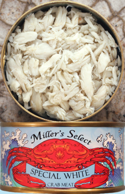 White Crab Meat - Miller's Select