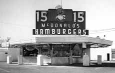 Old McDonald's Restaurant