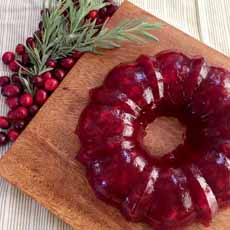 Cranberry Mold