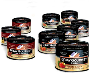 G'Day Gourmet Canned Tuna