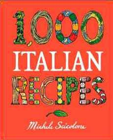 1000 Italian Recipes Book