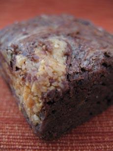 Peanut Brownie