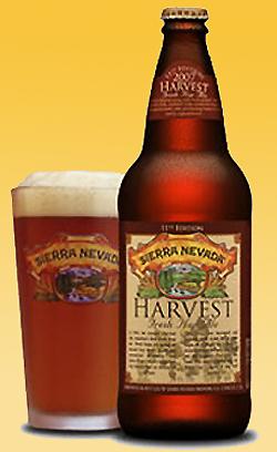 Sierra Nevada Harvest Fresh Hop Ale, Ayinger Ur-Weisse