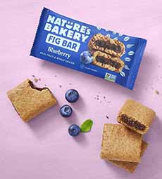 Nature's Bakery Blueberry Bar