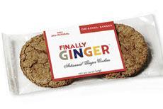 Finally Ginger Snack Pack