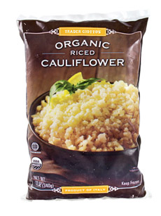 Trader Joe's Cauliflower Rice