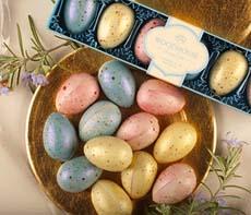 Gourmet Chocolate Easter Eggs