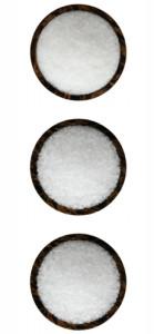Salt Comparison