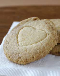 Shortbread Cookie - This Little Cookie