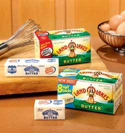 Land O Lakes Half Butter Sticks