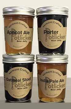 Potlicker Beer Jelly