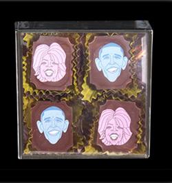 Obama Chocolate