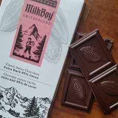 Milkboy 85% Dark Chocolate