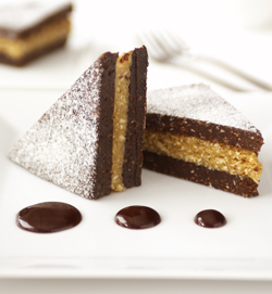 Raw Food - Chocolate Torte