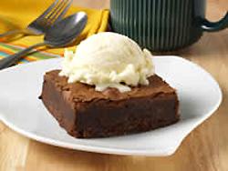 Brownie A La Mode