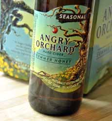 Angry Orchard Summer Honey Cider