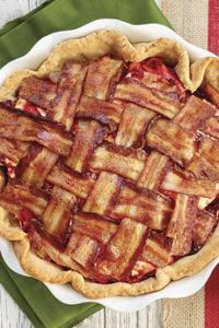 Bacon Apple Pie