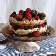 Berry Torte Recipe