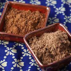 Dutched & Undutched Cocoa