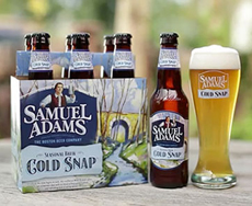 Samuel Adams Cold Snap Ale