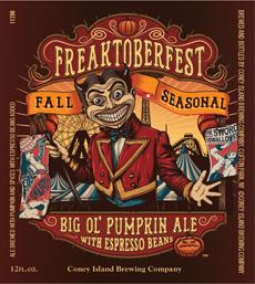Freaktoberfest Pumpkin Ale