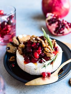 Christmas Baked Brie