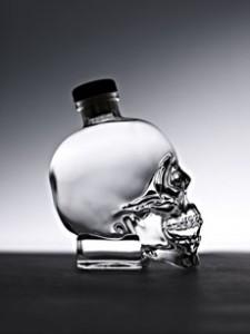 Crystal Head Vodka Bottle