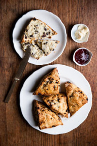 Currant Rosemary Scones From Ovenly