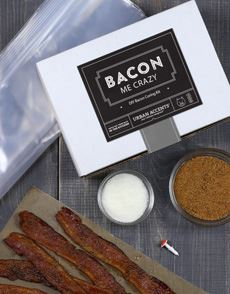 Bacon Making Kit
