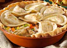 Pierogie Pot Pie
