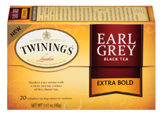 Twinings Earl Grey Extra Bold