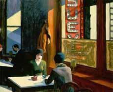 Edward Hopper, Chop Suey