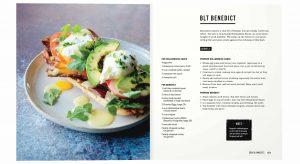 BLT Eggs Benedict