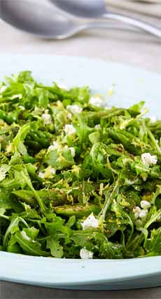 Spring Pea & Asparagus Salad