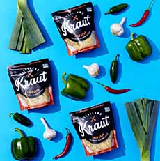 Kimchi-Like Sauerkraut