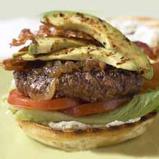 Avocado BLT Burger